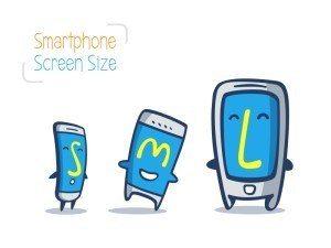 Geniş ekranlı mobil cihazlar için uygulama geliştirirken dikkat edilmesi gereken 3 nokta