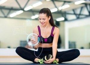 Fitness mobil uygulamaları