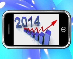 Mobil uygulamalar 2014 yılında da yükselişte